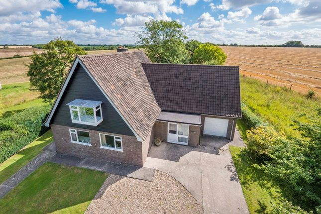 3 bed detached house for sale in Hartest, Bury St Edmunds, Suffolk