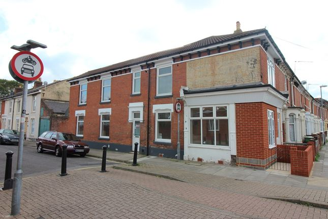 Thumbnail Flat for sale in Shearer Road, Portsmouth