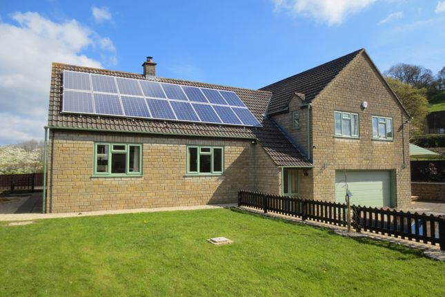 Thumbnail Detached house to rent in Horton Hill, Horton, Chipping Sodbury