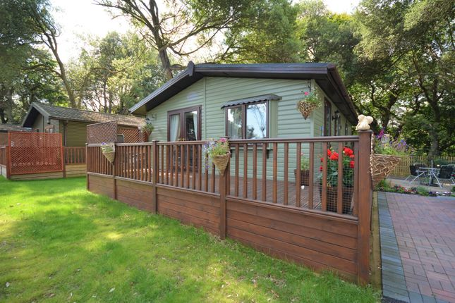 Thumbnail Detached bungalow for sale in Beach Lodge, Azure Seas, Corton