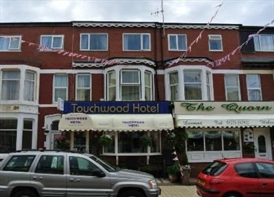 Thumbnail Hotel/guest house for sale in Touchwood Hotel, 37 St Chads Road, Blackpool, Lancashire