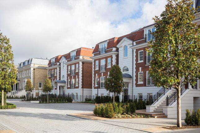 Thumbnail Property for sale in Magna Carta Park, Englefield Green, Surrey