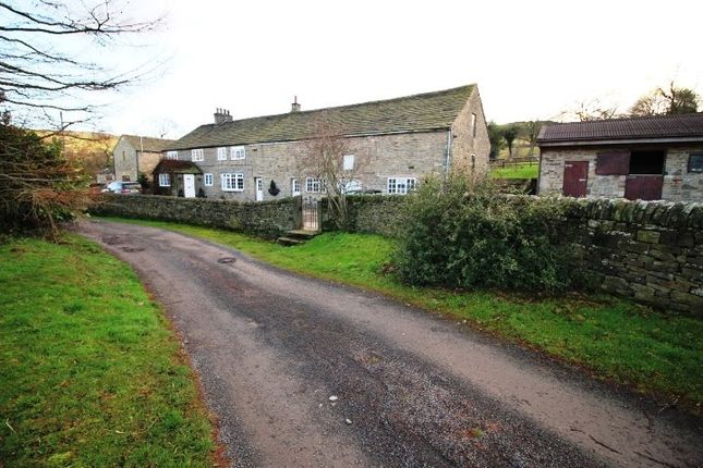 Thumbnail Detached house for sale in Cross Cliffe, Glossop