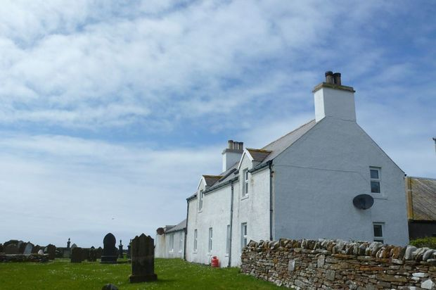 Thumbnail Detached house for sale in Birsay, Orkney