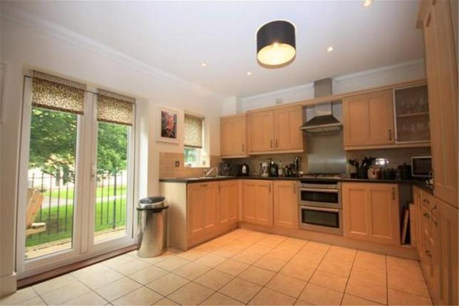 Thumbnail Town house to rent in Jekyll Close, Stoke Park, Bristol