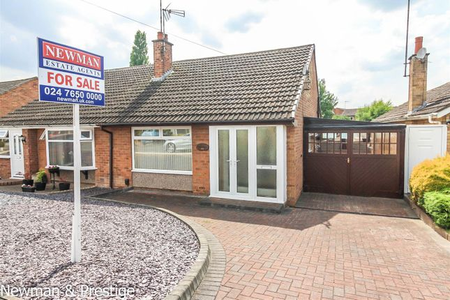 2 bed semi-detached bungalow for sale in Harrison Crescent, Bedworth
