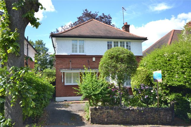 Thumbnail Detached house for sale in Wolseley Road, Crouch End, London
