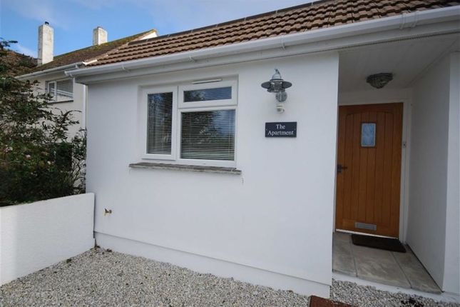 Thumbnail Flat to rent in Grenville Road, Padstow, Cornwall
