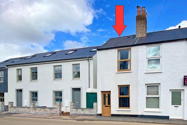 Thumbnail End terrace house for sale in Topsham, Exeter, Devon