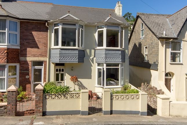 Thumbnail Semi-detached house for sale in Victoria Road, Dartmouth