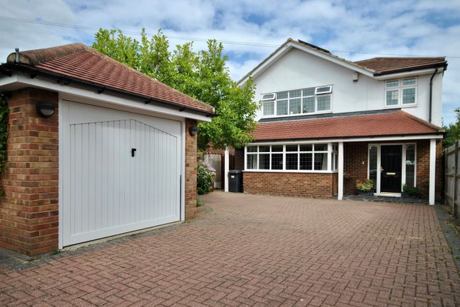Thumbnail Detached house for sale in Beehive Lane, Great Baddow, Chelmsford