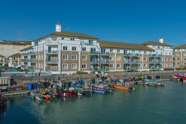 Thumbnail Flat for sale in Britannia Court, Brighton Marina Village