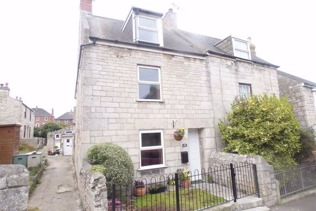 Thumbnail Semi-detached house for sale in High Street, Portland, Dorset