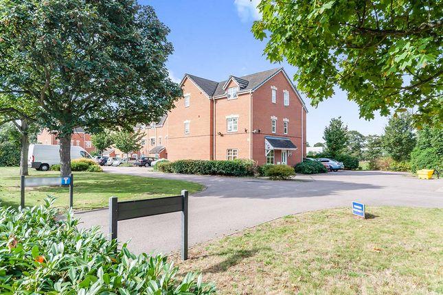 2 bed flat for sale in Miller Court, Bedford MK42