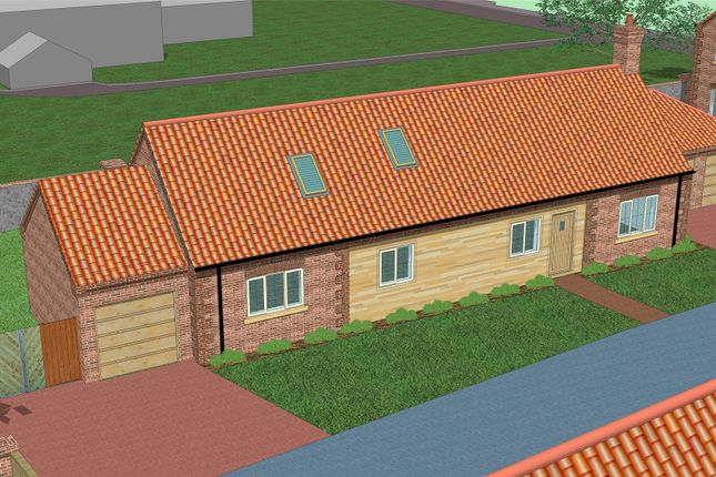 Thumbnail Detached house for sale in Plot 5, The Forge, Manor Farm, Church Lane, Ulceby, North Lincolnshire