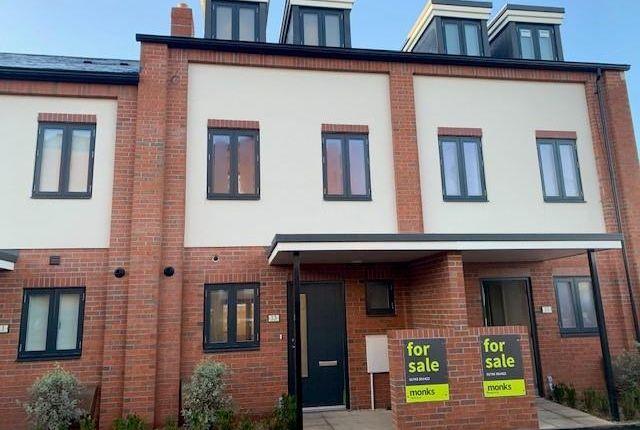 Thumbnail Mews house for sale in Primrose Terrace, St. Michaels Street, Shrewsbury