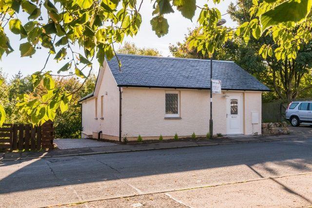 Thumbnail Detached house for sale in Borthwick Castle Road, North Middleton, Midlothian