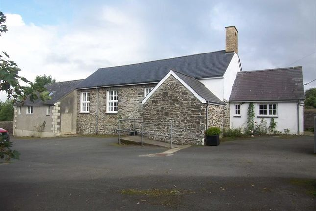 Thumbnail Detached house to rent in Brynherbert, Llanrhystud