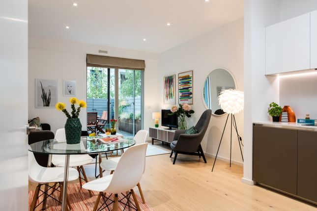 Thumbnail Flat to rent in Balham Hill, London
