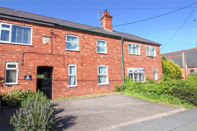 Thumbnail Terraced house for sale in The Terrace, Church Street, Wragby, Market Rasen