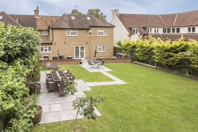 Thumbnail Semi-detached house for sale in Norton Road, Letchworth