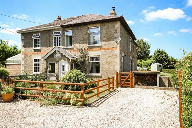 Thumbnail Cottage for sale in Lyneham, Chippenham, Wiltshire