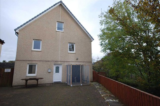 Thumbnail Detached house for sale in Loanhead Road, Ardrossan