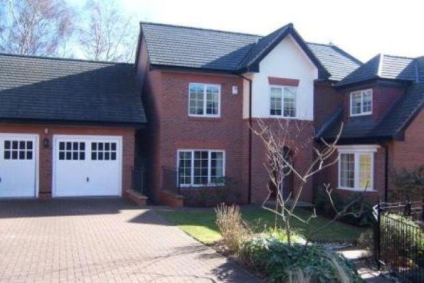 Thumbnail Detached house to rent in The Pipers, Heswall, Wirral