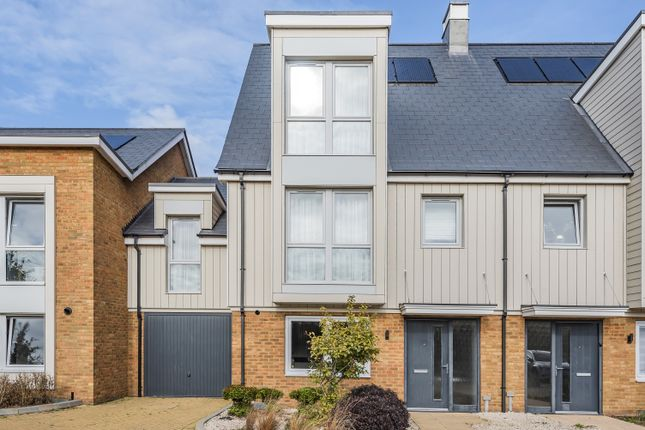 Thumbnail Semi-detached house for sale in Castleridge Drive, Greenhithe