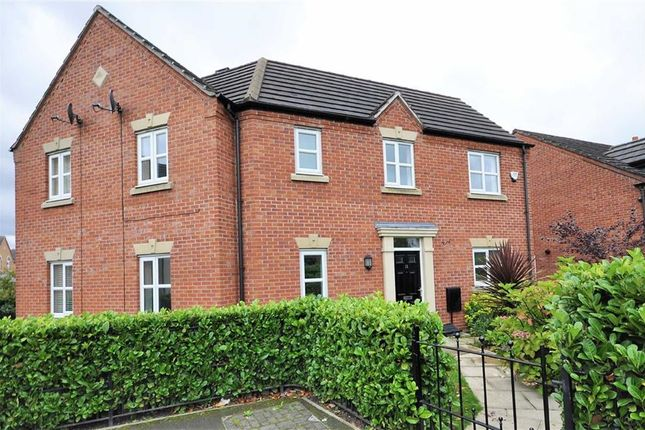 Thumbnail Semi-detached house for sale in Lady Lane, Audenshaw, Manchester