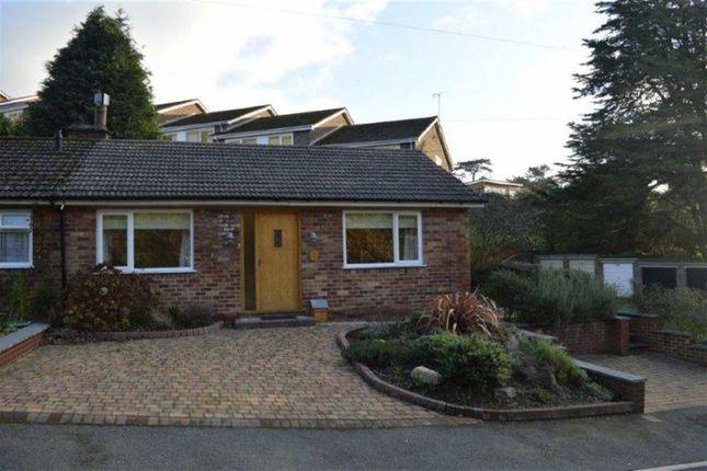 Thumbnail Semi-detached bungalow for sale in 46, Maesnewydd, Aberdyfi, Gwynedd