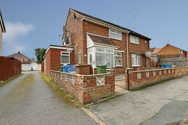 Thumbnail Semi-detached house for sale in Grimston Road, Anlaby, Hull
