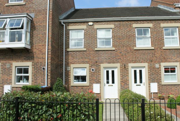 Thumbnail Terraced house for sale in Edward Kitching Terrace, Great Ayton, Middlesbrough