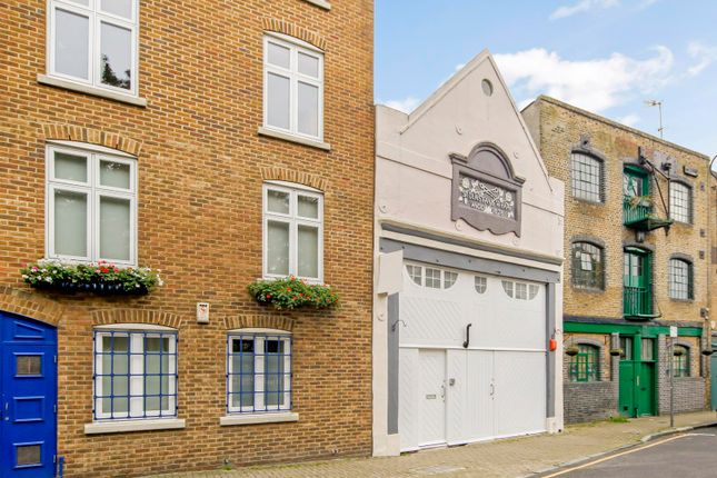 Thumbnail Property for sale in St Dunstan's Wharf, Narrow Street, London