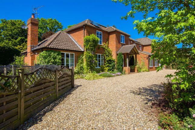 Thumbnail Detached house for sale in Llanvair Drive, Ascot