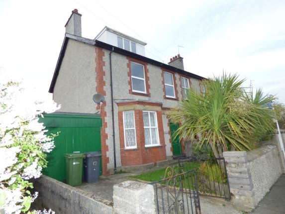 Thumbnail Semi-detached house for sale in Cyttir Road, Holyhead, ., Anglesey