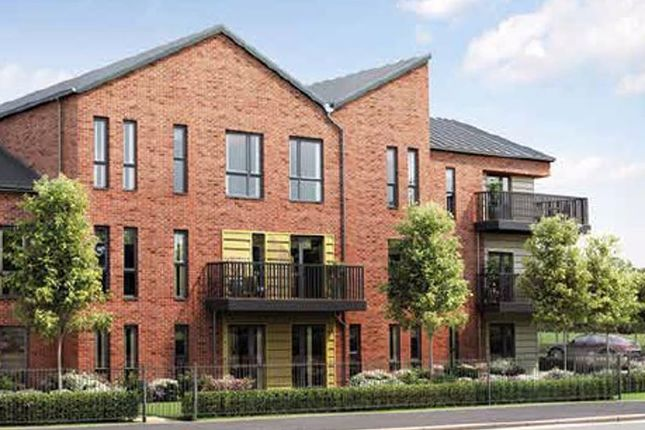 Thumbnail Flat for sale in Scudamore Place, St. Ann Way, Gloucester