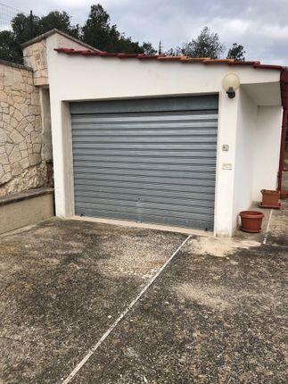 Garage of Villa Tua, Ostuni, Puglia, Italy