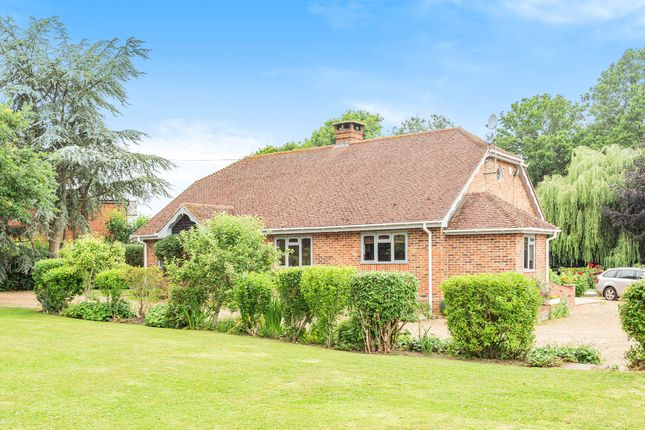 Thumbnail Bungalow for sale in Brookside, Marsh Green Road, Edenbridge, Kent