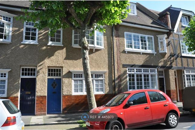 Thumbnail Terraced house to rent in Trenchard Street, London