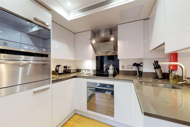 Kitchen of Lisson Grove, London NW1