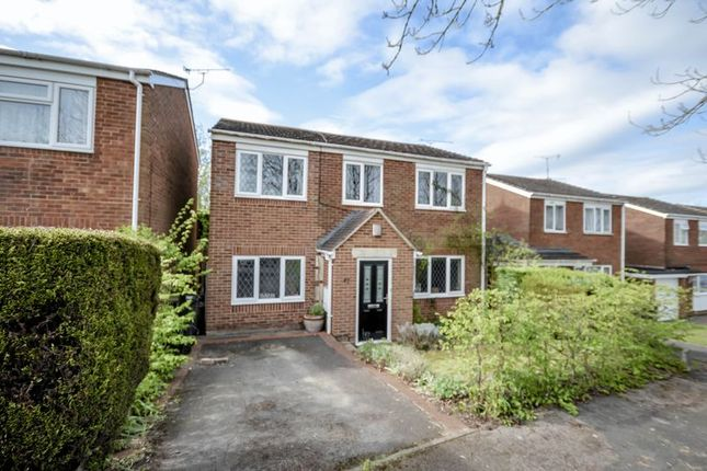 Thumbnail Detached house for sale in Queenborough, Toothill, Swindon
