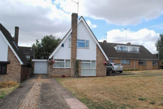 Thumbnail Detached house for sale in Rookery Lane, Kingsthorpe, Northampton