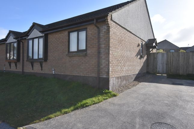2 bed semi-detached bungalow for sale in Wheal Dance, Redruth