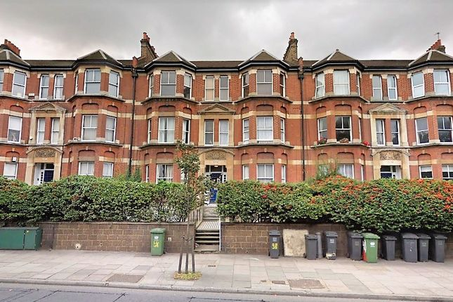 Thumbnail Flat to rent in Fairlawn Mansions, New Cross Road, London