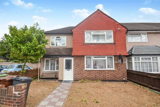 Thumbnail End terrace house for sale in Naseby Road, Dagenham