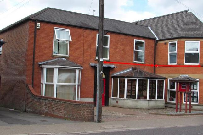Thumbnail Office for sale in 124, Trinity Street, Gainsborough, Lincolnshire