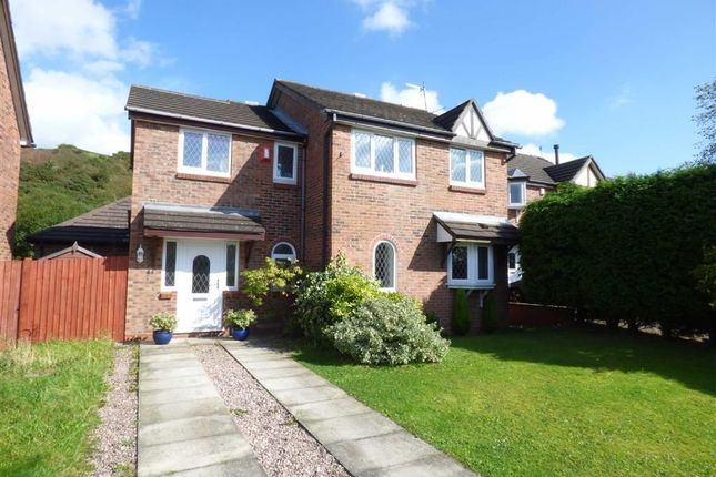 Thumbnail Detached house for sale in Castleton Road, Lightwood, Stoke-On-Trent