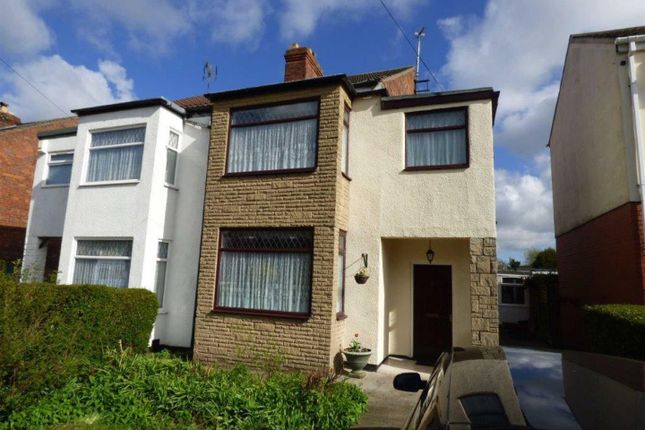 Thumbnail Semi-detached house for sale in Marfleet Lane, Hull