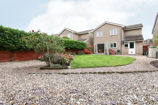 Thumbnail Detached house for sale in Thornbury Drive, Uphill, Weston-Super-Mare